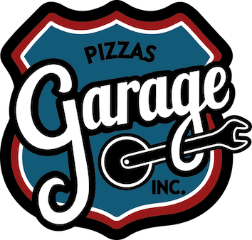 Garage Inc. Sticky Logo